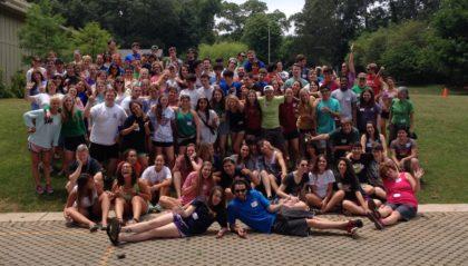 High Meadows Camp Staff